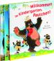 Keine Sorge, Paulchen! Schlaf gut, Paulchen! und Willkommen im Kindergarten, Paulchen! 3 Bände im Set. Bild 1