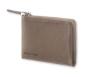 Kleines Leder-Portemonnaie »Lineage«, hellbraun. Bild 1