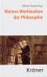 Kleines Werklexikon der Philosophie. Bild 1
