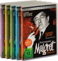 Kommissar Maigret Vol. 1-5. 45 Folgen. 15 DVDs. Bild 1