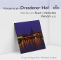 Konzerte am Dresdener Hof. CD. Bild 1