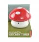 Küchenuhr »Pilz«. Bild 1