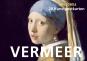 Kunstpostkarten Vermeer Bild 1