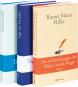 Literatur der Klassischen Moderne. 3 Bände im Set. Bild 1