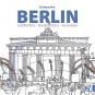 Malbuch Berlin - entdecken, beobachten, ausmalen. Bild 1