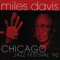 Miles Davis. Chicago Jazz Festival '90. CD. Bild 1