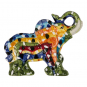 Mosaik-Magnet »Elefant«. Bild 1