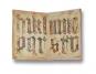 Musterbuch des Giovannino de Grassi. Faksimile und Kommentarband. Bild 1