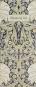 Notizblock für Einkaufslisten. William Morris. Bild 1