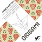 Origami-Buch »Japanische Muster«. Bild 1