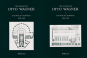 Otto Wagner. Das Werk des Architekten 1860 - 1918. 2 Bände. Bild 1