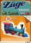 Papertoys: Züge. Mit 50 Modellen. Bild 1