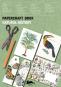 Papierkunstbuch. »Natural History«. Bild 1