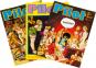 Pilot. Neue Comics für Erwachsene. 3 legendäre Hefte im Paket. Bild 1