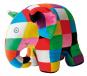 Plüsch-Elefant Elmar. Bild 1