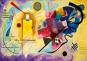 Puzzle Wassily Kandinsky »Gelb Rot Blau«. Bild 1