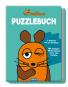 Puzzlebuch »Die Maus«. 10 Seiten, 4 Puzzle. Bild 1