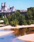Reise durch das Tal der Loire mit seinen Schlössern. Bild 1