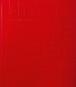 Rot. Monochrome Architektur. Red. Architecture in Monochrome. Bild 1