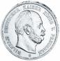 Silbermünzen aus der Regierungszeit des Eisernen Kanzlers: 2 Mark und 5 Mark Silberset - Originalmünzen Bild 1