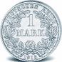 Silber-Münz-Set Deutsches Kaiserreich. Bild 1
