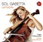 Sol Gabetta. Cantabile. CD. Bild 1