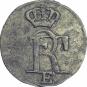 Solidus (Schilling) - Original Silbermünze aus der Zeit Friedrichs des Großen Bild 1