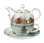 Teekanne Carl Larsson. Bild 1