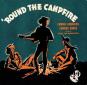 Texas Jim Robertson. 'Round the Campfire. Famous American Cowboy Songs. CD. Bild 1