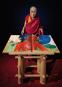 Thomas Laird. Murals of Tibet. Collector's Edition mit Buchständer. Bild 1