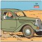 Tim und Struppi. Wandkalender 2020. Bild 1