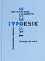 Typoesie. Signierte Ausgabe. Mit DVD. Bild 1