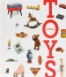 Vintage Toys. Historische Spielzeuge. Mit Brettspiel. Bild 1