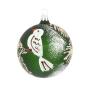 Weihnachtskugel »Weißer Vogel«. Bild 1