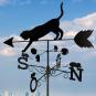 Wetterfahne »Katz und Maus«. Bild 1