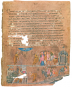 Wiener Genesis. Faksimile und Kommentarband. Limitierte und nummerierte Auflage. Bild 1