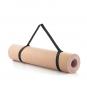 Yoga-Matte aus Jute. Bild 1