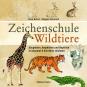 Zeichenschule Wildtiere. Bild 1