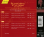 Johann Sebastian Bach: Brandenburgische Konzerte BWV 1046 - 1051. 2 CDs Bild 2