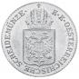 2 Silbermünzen - 6 + 10 Kreuzer Bild 2