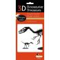 3D-Papiermodell »Dromaeosaurus«. Bild 2