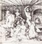 Albrecht Dürer. Die Erfindung des Aktes. Bild 2