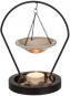 Aromalampe in Metallständer. Bild 2