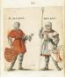Augsburger Geschlechterbuch. Wappenpracht und Figurenkunst. Bild 2