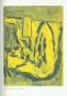 Baselitz. Werkverzeichnis der Druckgrafik 1974-1982. Peintre - Graveur Bd. II. Bild 2