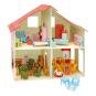 Bausatz Puppenhaus mit Möbeln. Bild 2