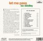 Bo Diddley. Let Me Pass. CD. Bild 2