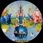 Briefbeschwerer Bosch »Garten der Lüste». Bild 2