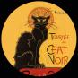 Briefbeschwerer Steinlen »Le Chat Noir«. Bild 2