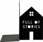 Buchstütze »Full of Stories«. Bild 2